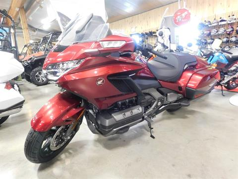 2018 Honda Gold Wing DCT in Sauk Rapids, Minnesota
