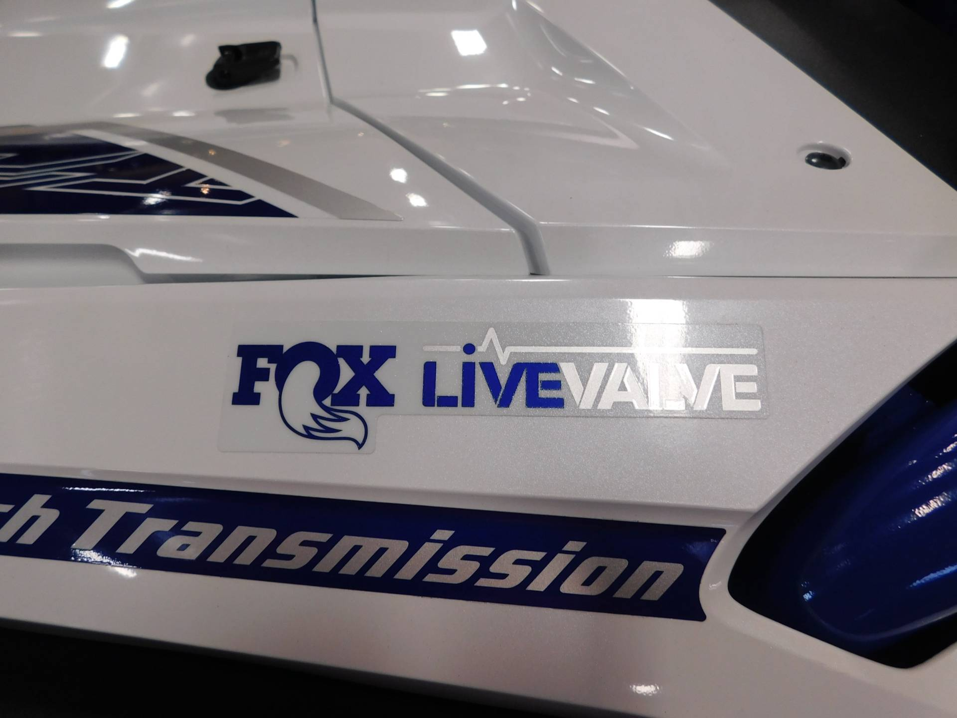 2021 Honda Talon 1000X FOX Live Valve in Sauk Rapids, Minnesota - Photo 5