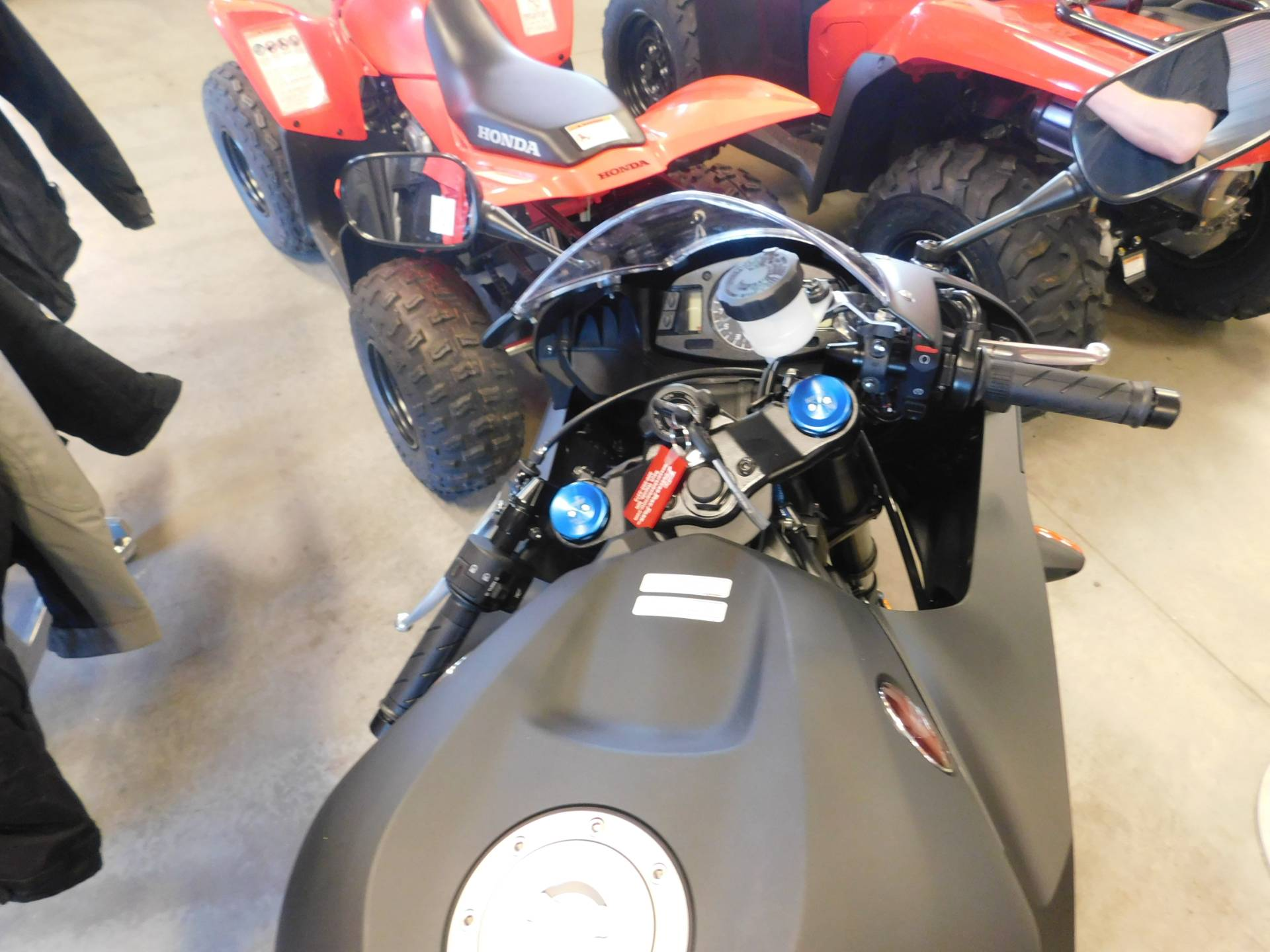 New 2019 Honda Cbr600rr Motorcycles In Sauk Rapids Mn Stock