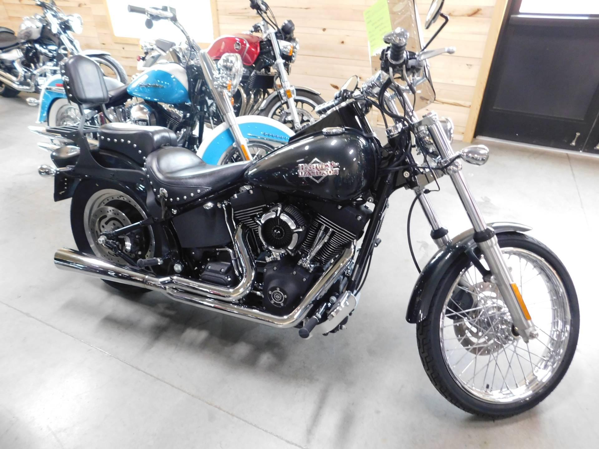 Used 2005 Harley-Davidson FXSTB/FXSTBI Softail® Night Train ...