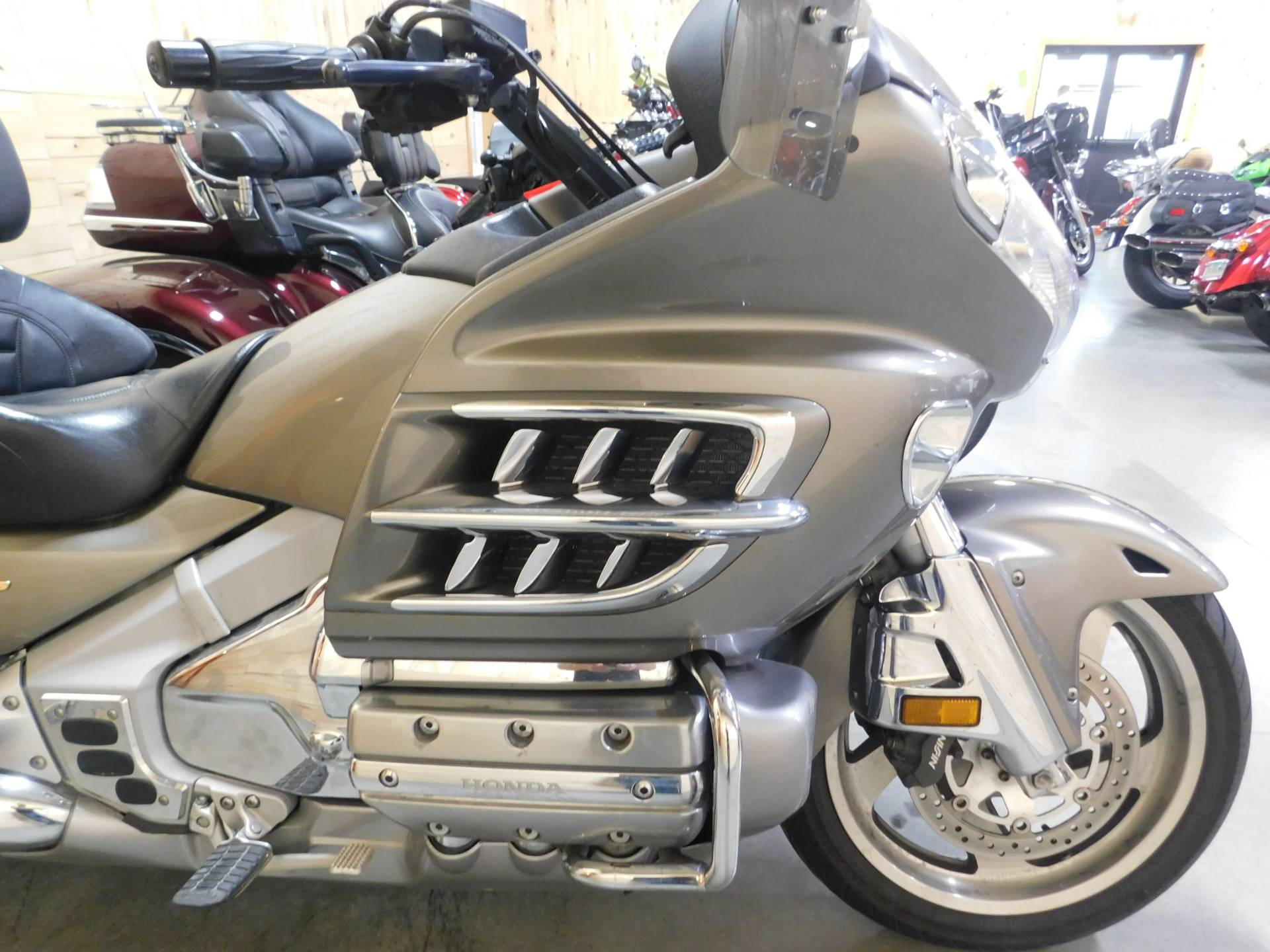 2004 Honda Gold Wing in Sauk Rapids, Minnesota - Photo 3