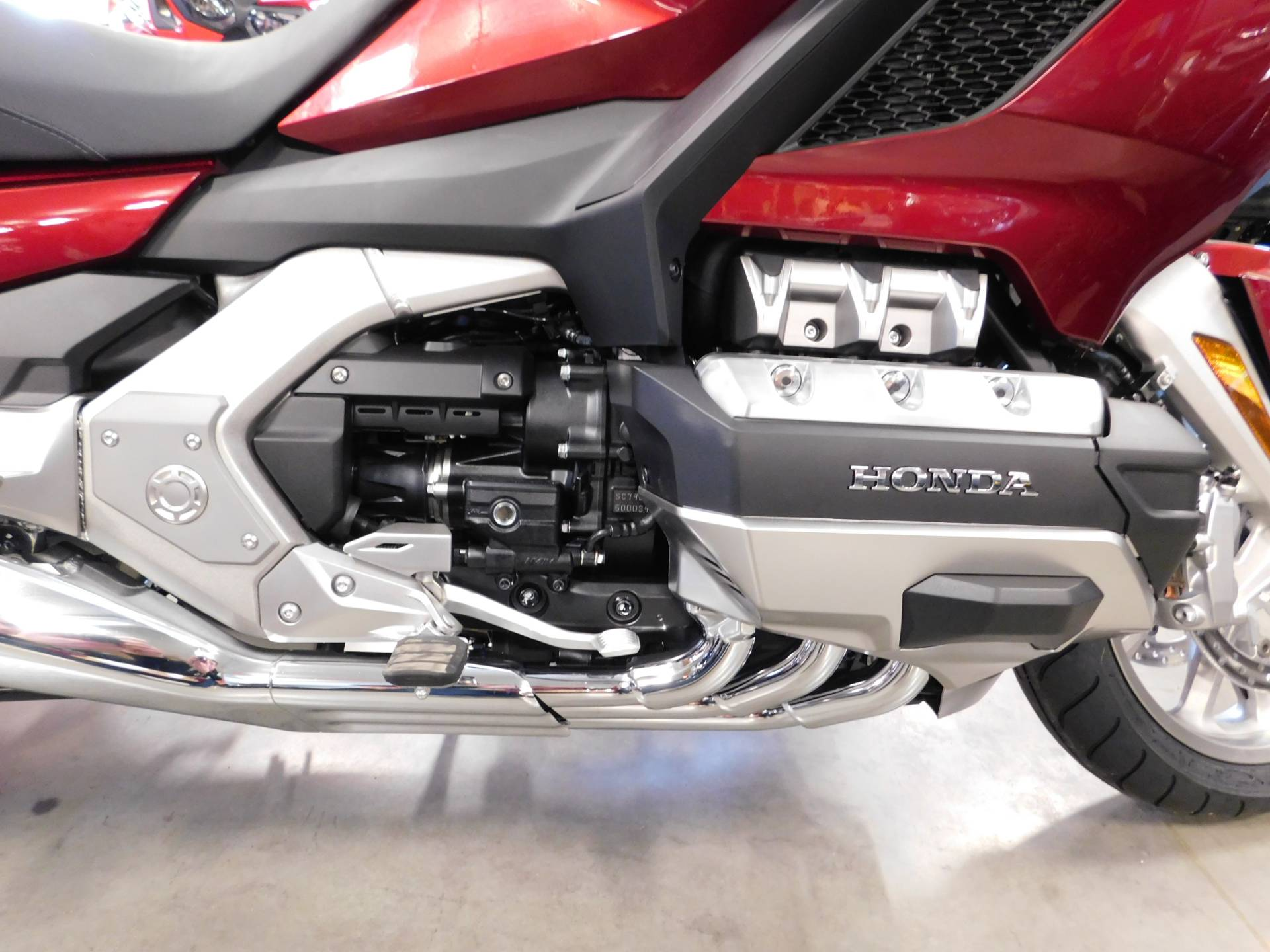 2018 Honda Gold Wing Tour in Sauk Rapids, Minnesota