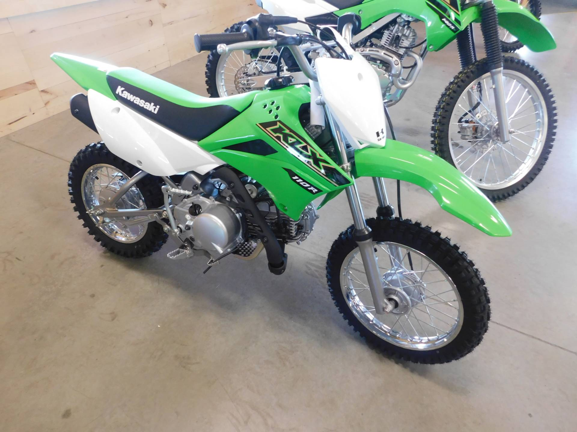 2021 Kawasaki KLX 110R in Sauk Rapids, Minnesota - Photo 1