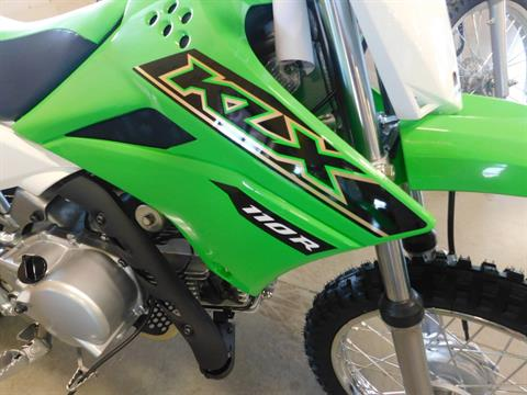 2021 Kawasaki KLX 110R in Sauk Rapids, Minnesota - Photo 2