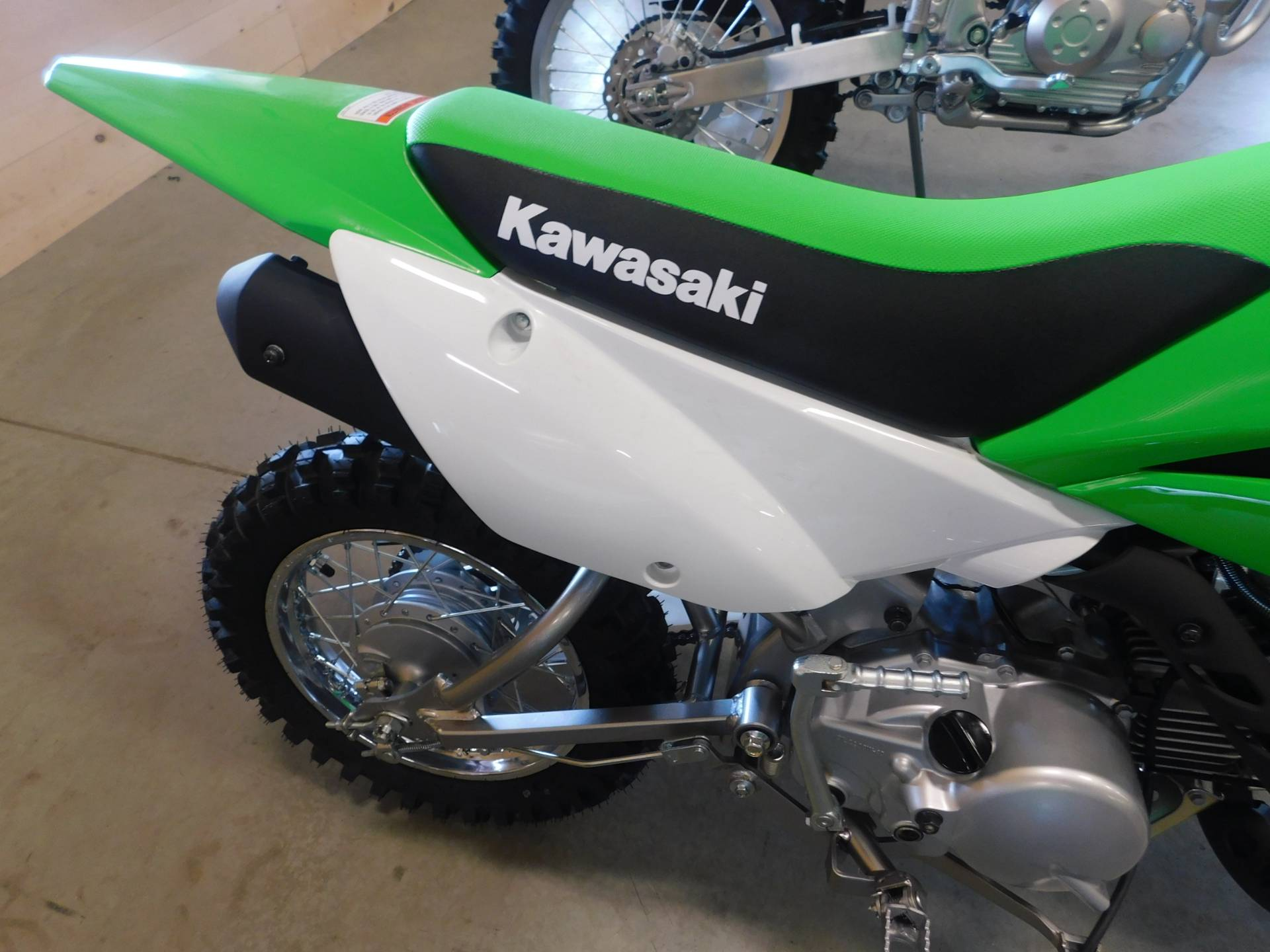 2021 Kawasaki KLX 110R in Sauk Rapids, Minnesota - Photo 4
