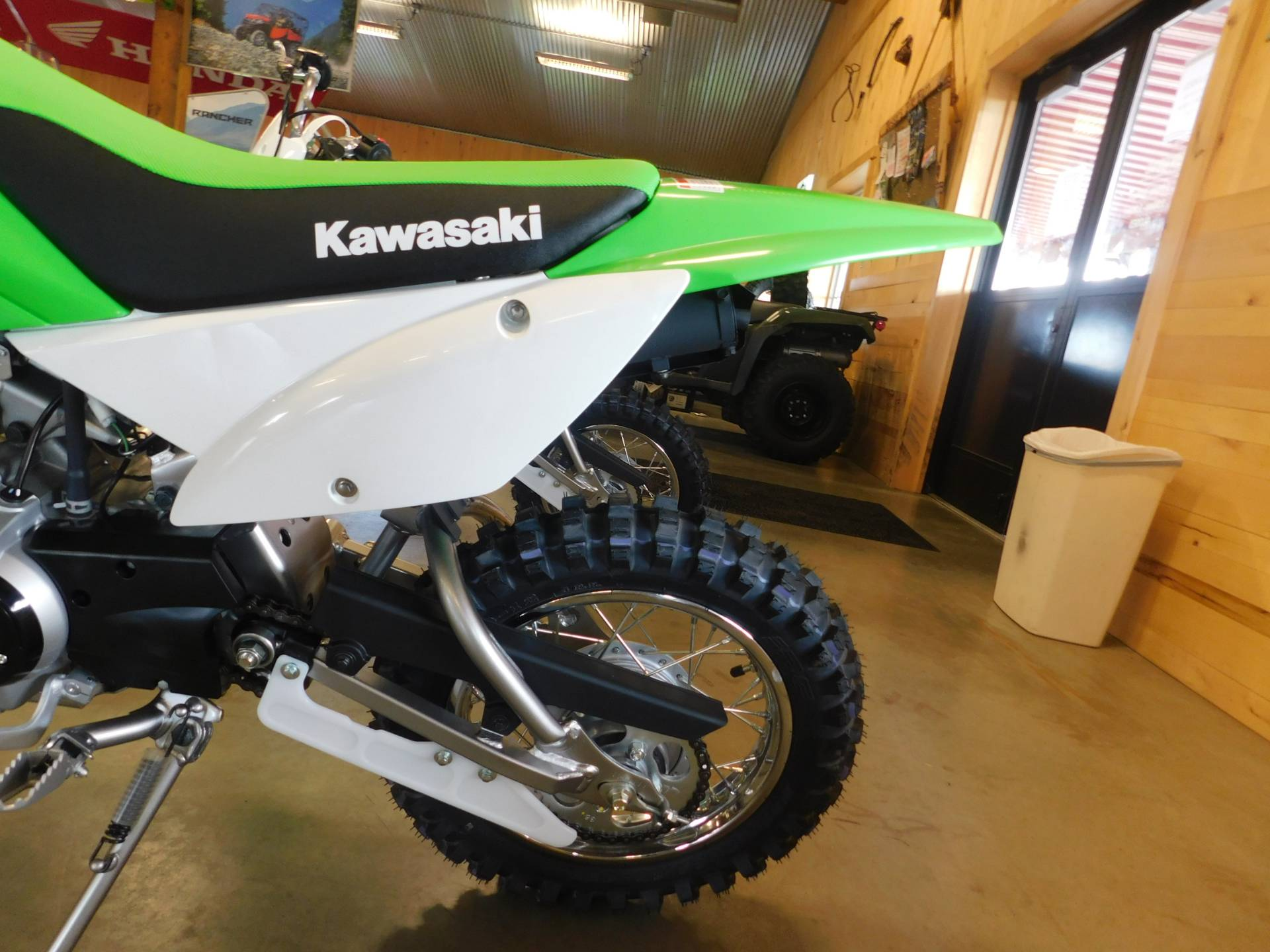 2021 Kawasaki KLX 110R in Sauk Rapids, Minnesota - Photo 6