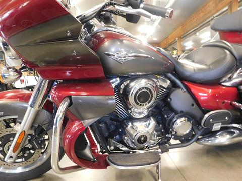 2018 Kawasaki Vulcan 1700 Voyager ABS in Sauk Rapids, Minnesota - Photo 8