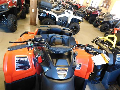 2018 Can-Am Outlander X mr 650 in Sauk Rapids, Minnesota