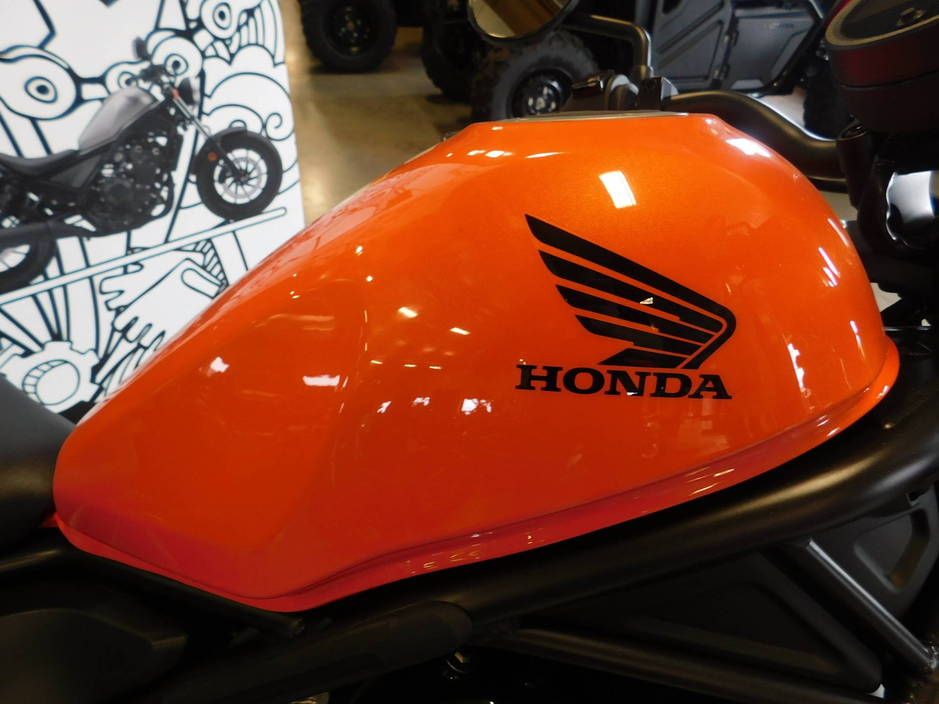 2019 Honda Rebel 500 in Sauk Rapids, Minnesota - Photo 3