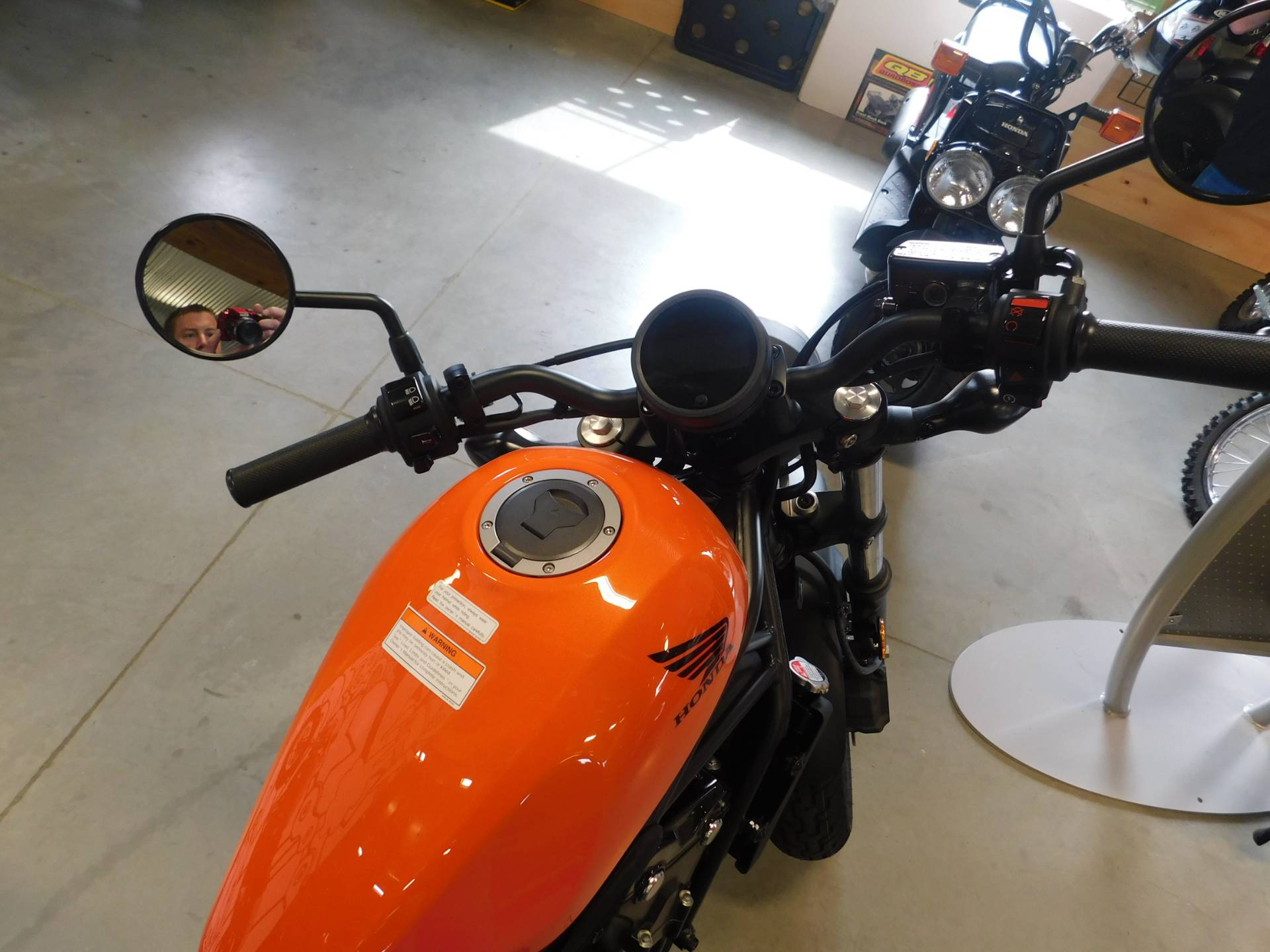 2019 Honda Rebel 500 in Sauk Rapids, Minnesota - Photo 5