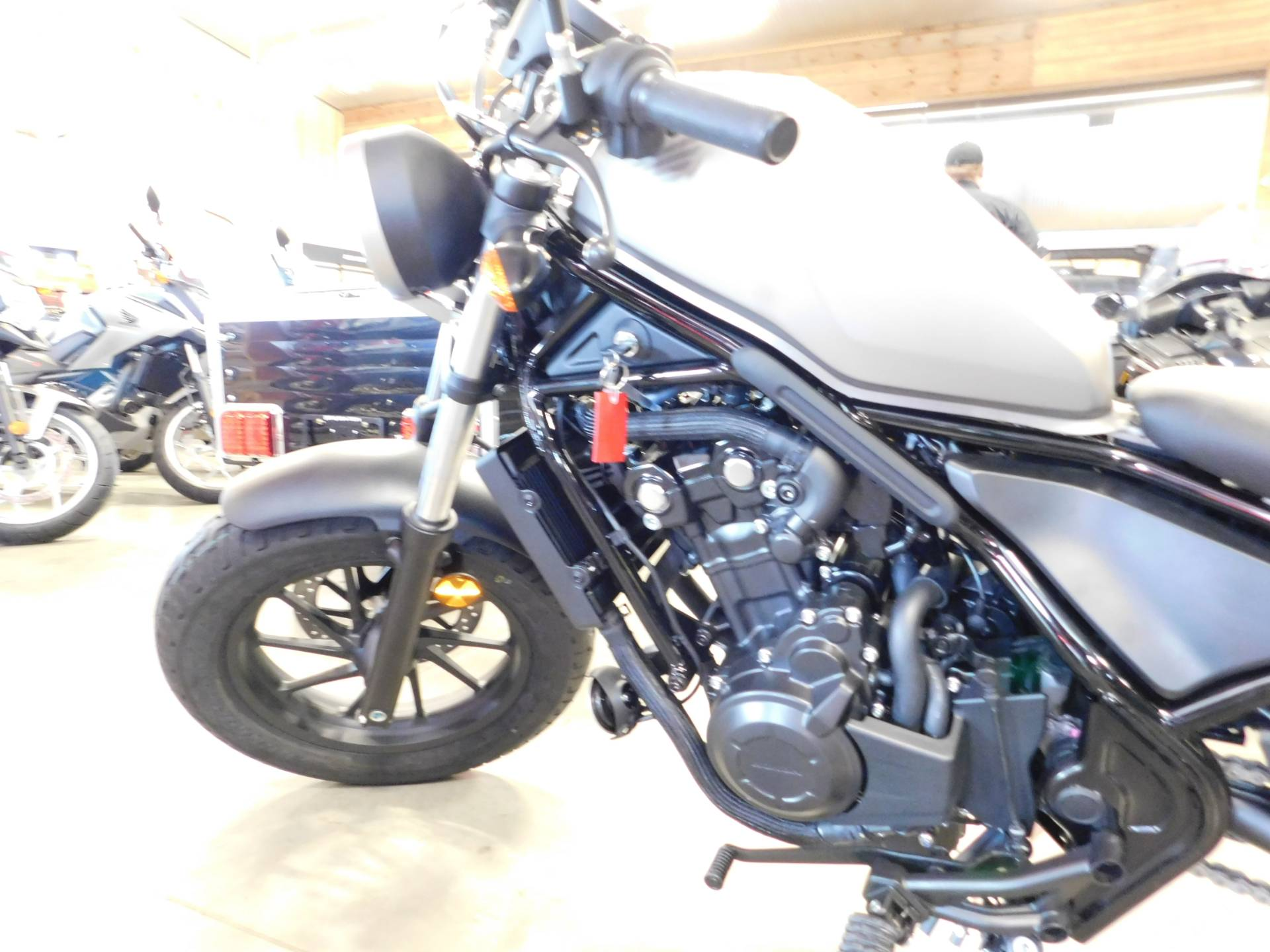 2018 Honda Rebel 500 in Sauk Rapids, Minnesota