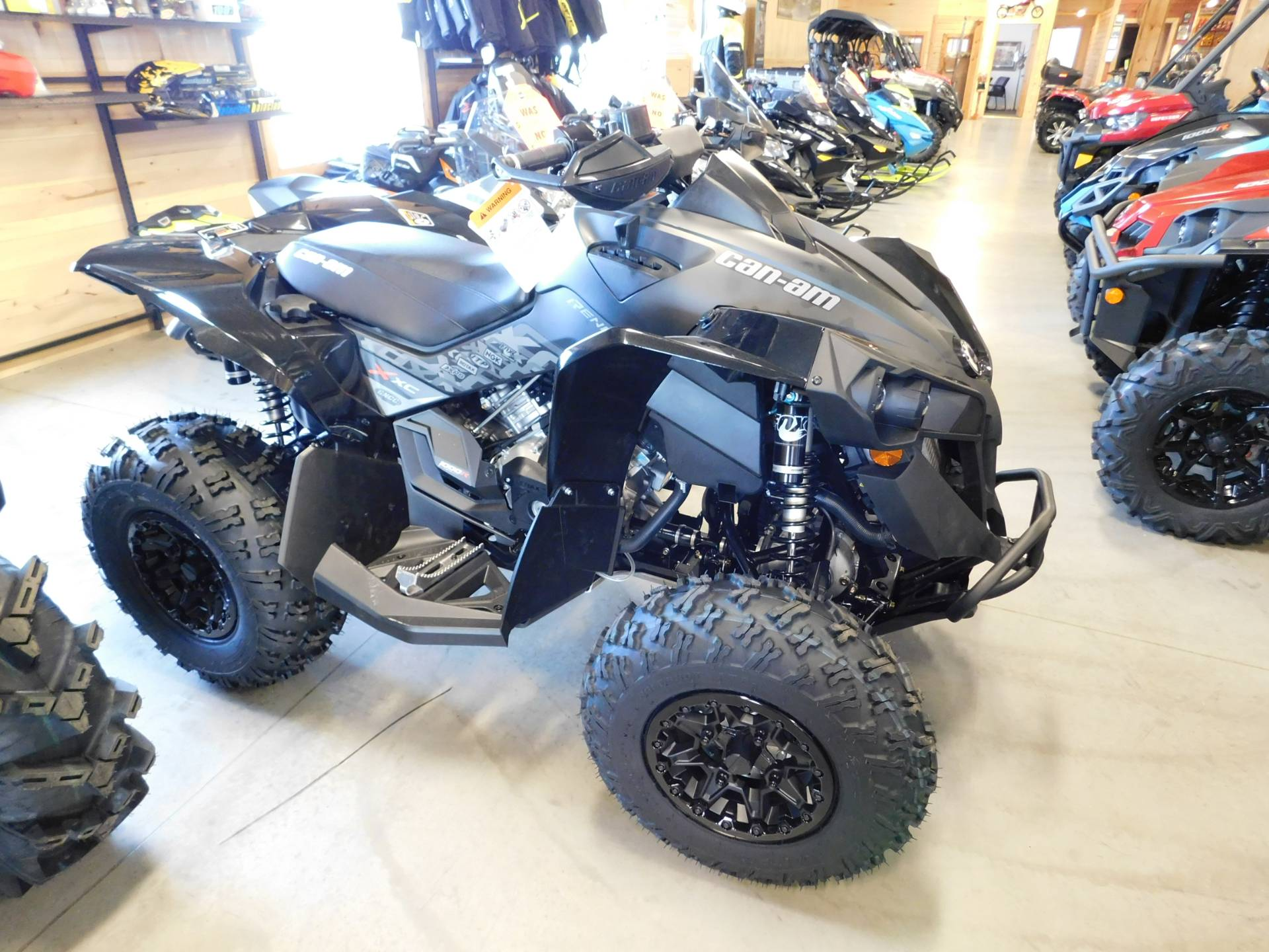 2018 Can-Am Renegade X xc 1000R in Sauk Rapids, Minnesota