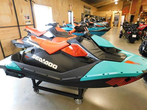 2018 Sea-Doo Spark 2up Trixx iBR in Sauk Rapids, Minnesota
