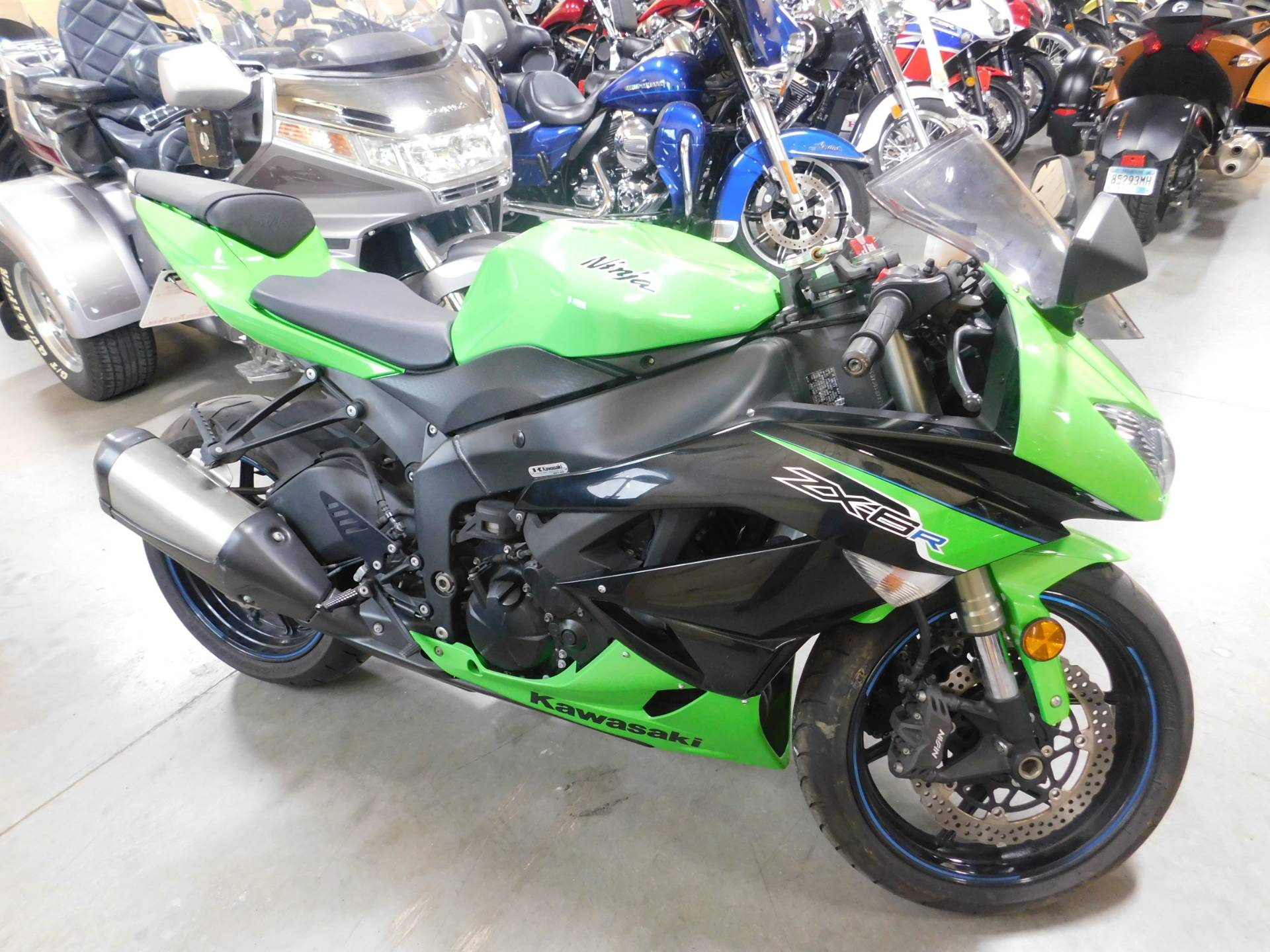 2012 Kawasaki Ninja® ZX™-6R in Sauk Rapids, Minnesota - Photo 1