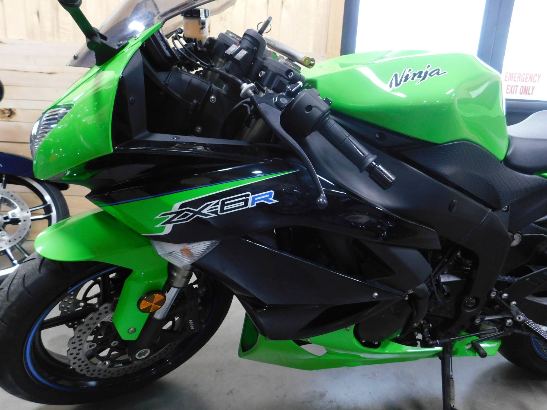 2012 Kawasaki Ninja® ZX™-6R in Sauk Rapids, Minnesota - Photo 8