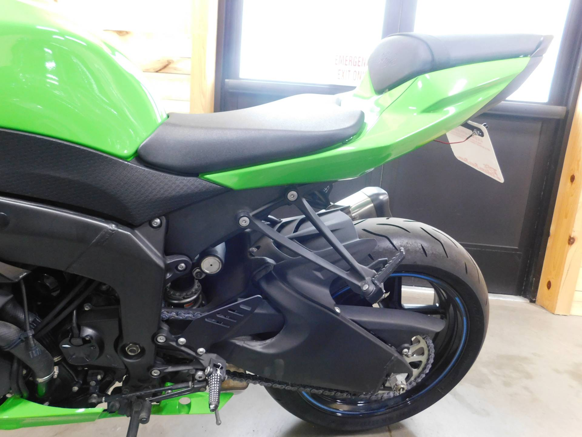 2012 Kawasaki Ninja® ZX™-6R in Sauk Rapids, Minnesota - Photo 9