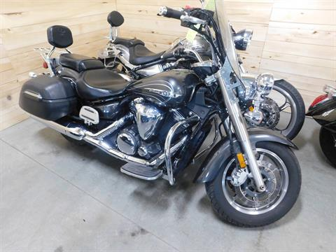 2012 Yamaha V Star 1300 Tourer in Sauk Rapids, Minnesota - Photo 1
