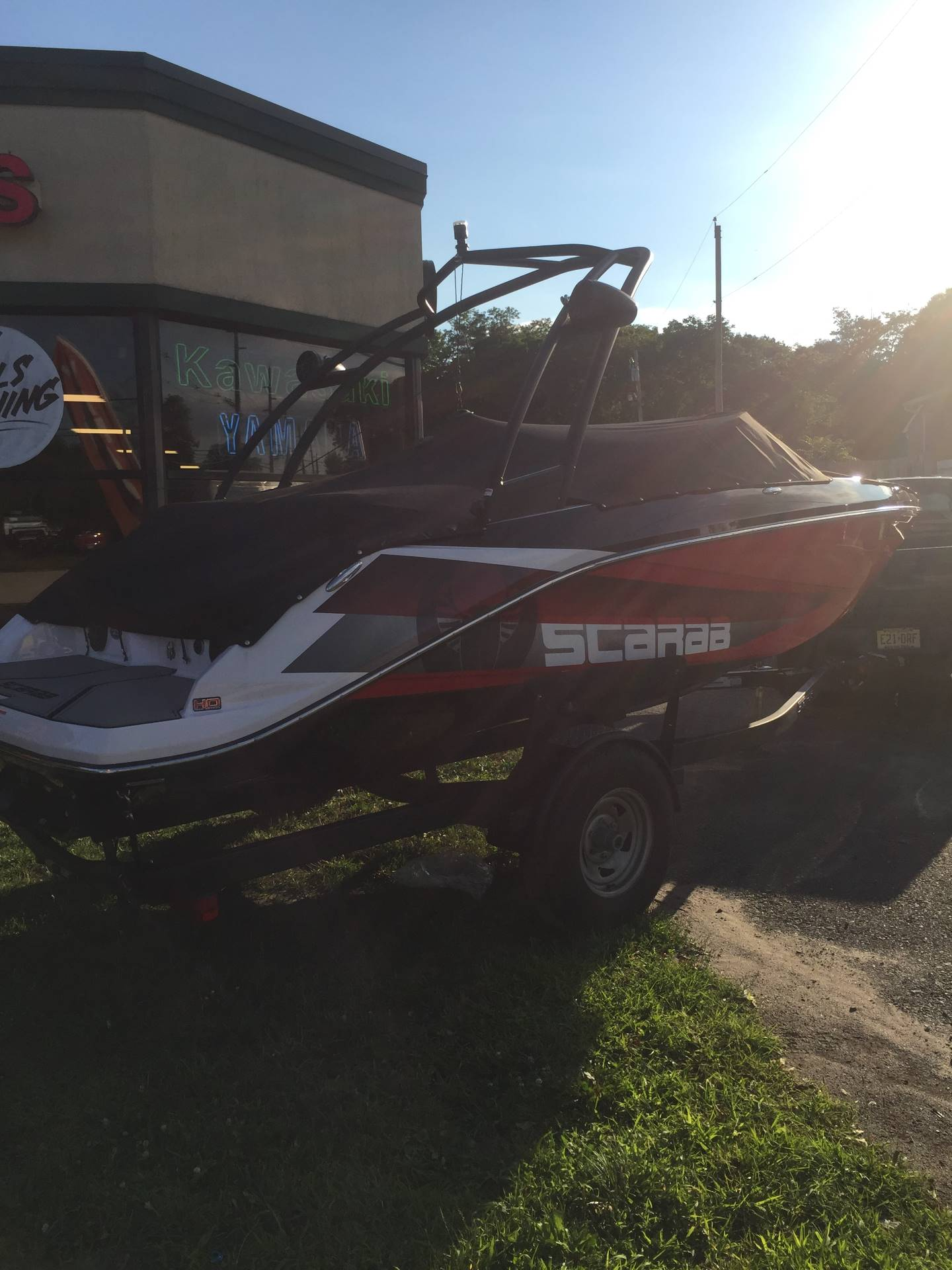 2016 Scarab SCARAB 195HO in Middletown, New Jersey