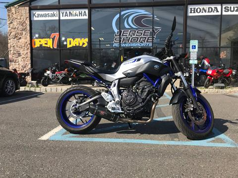 2016 Yamaha FZ-07 in Middletown, New Jersey