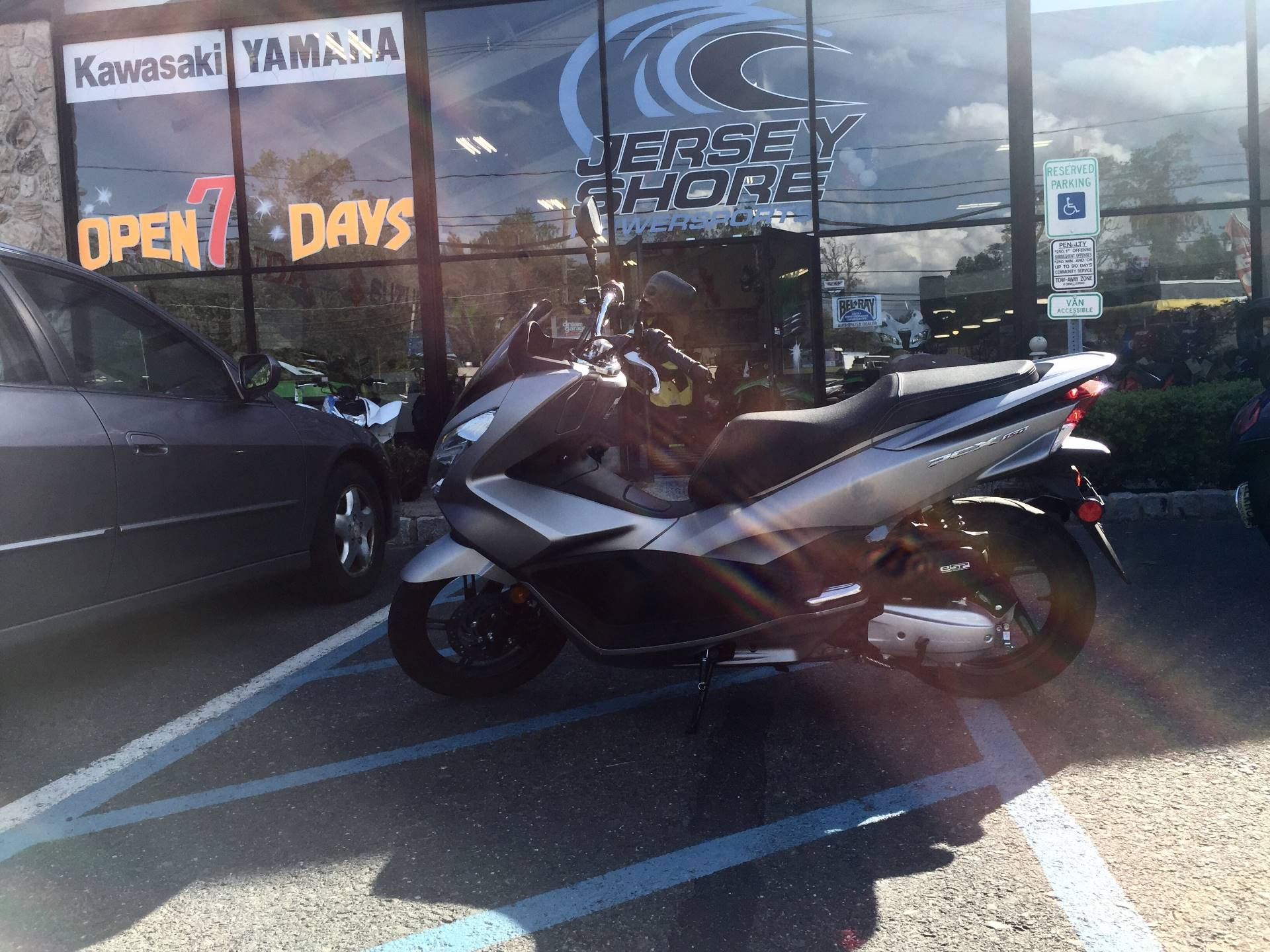 2016 Honda PCX150 for sale 1033