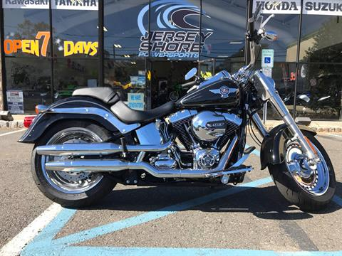 2016 Harley-Davidson Fat Boy® in Middletown, New Jersey