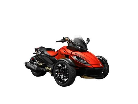2016 Can-Am Spyder RS-S SE5 in Middletown, New Jersey