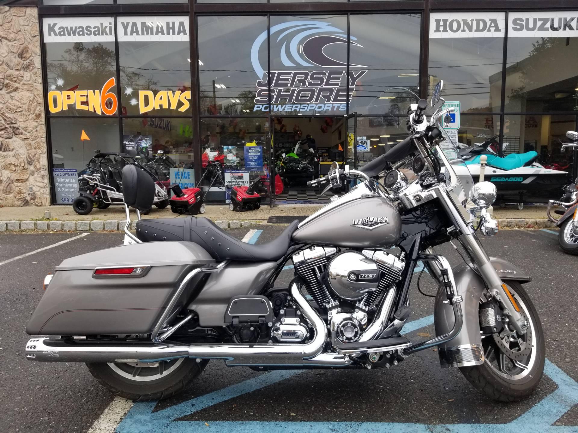 2016 Harley-Davidson Road King for sale 1285