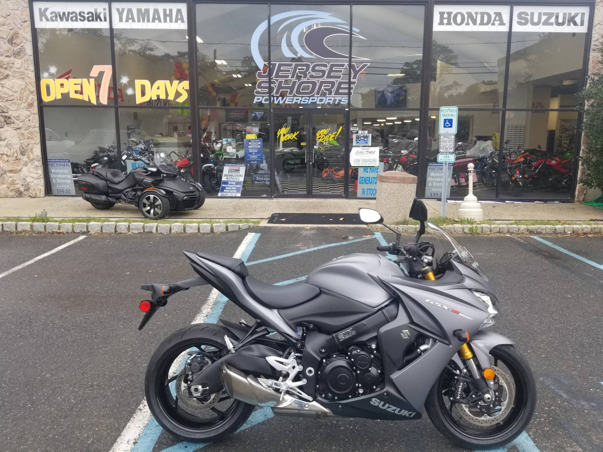 Used 2017 Suzuki GSX-S1000F ABS Motorcycles in Middletown ...