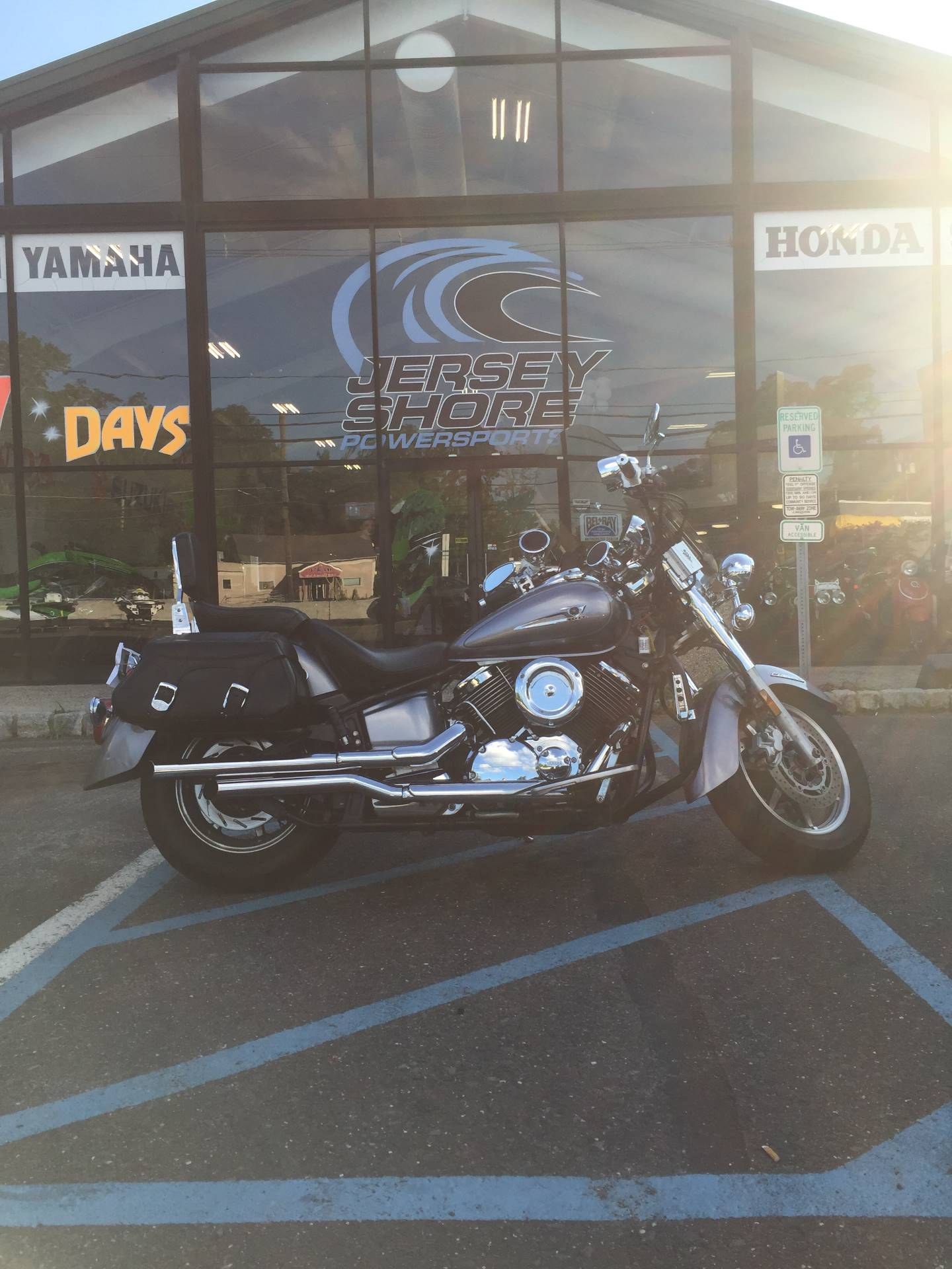 2007 Yamaha V Star 1100 in Middletown, New Jersey