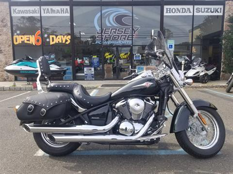 2017 Kawasaki Vulcan 900 Classic LT in Middletown, New Jersey