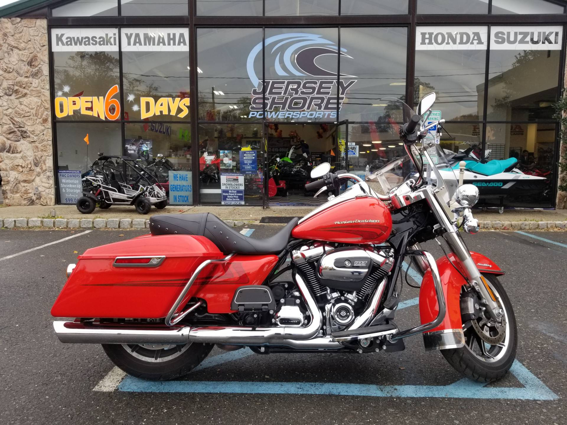 2017 Harley-Davidson Road King® in Middletown, New Jersey - Photo 1