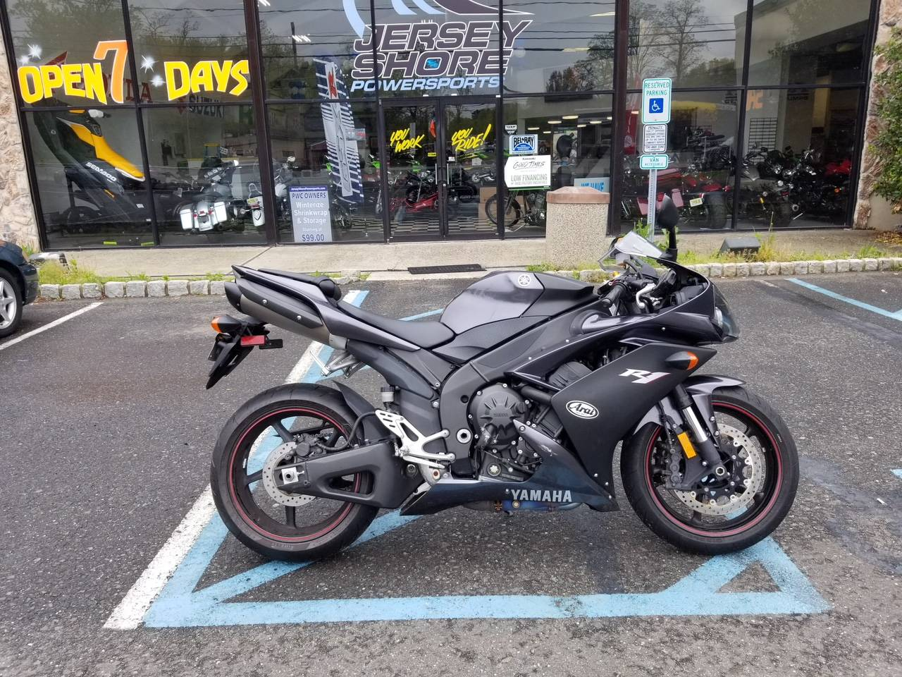 2007 Yamaha YZF-R1 for sale 158385