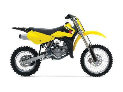 2016 Suzuki RM85 in Middletown, New Jersey