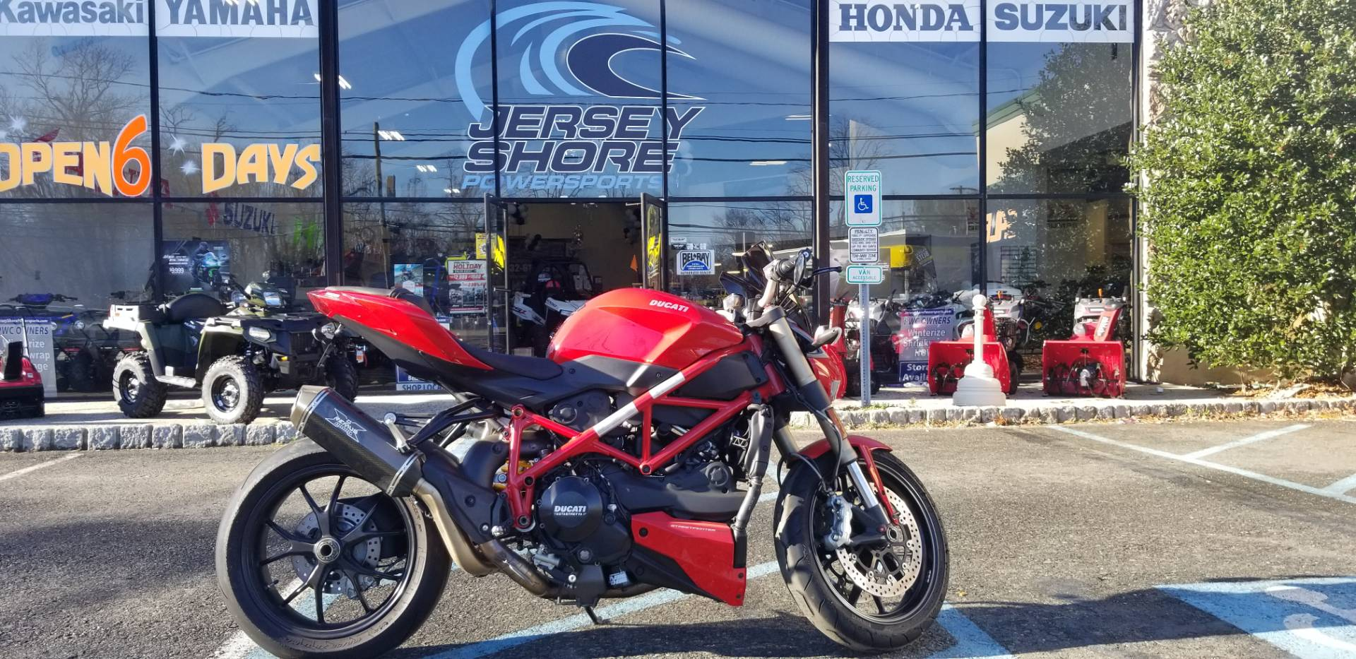 2015 Ducati Streetfighter 848 for sale 567