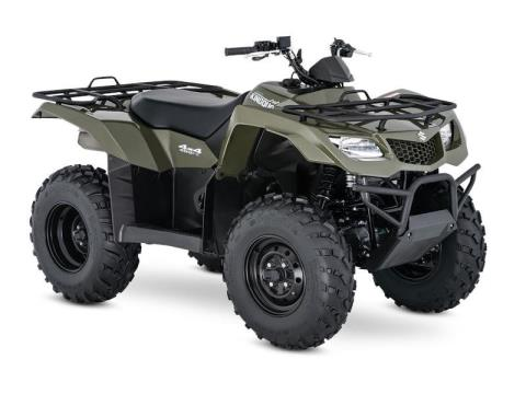 2016 Suzuki KingQuad 400FSi in Middletown, New Jersey