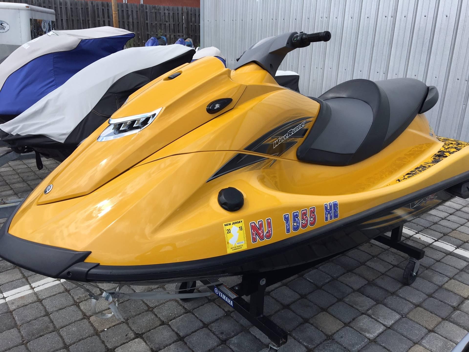 2013 Yamaha VXR 2