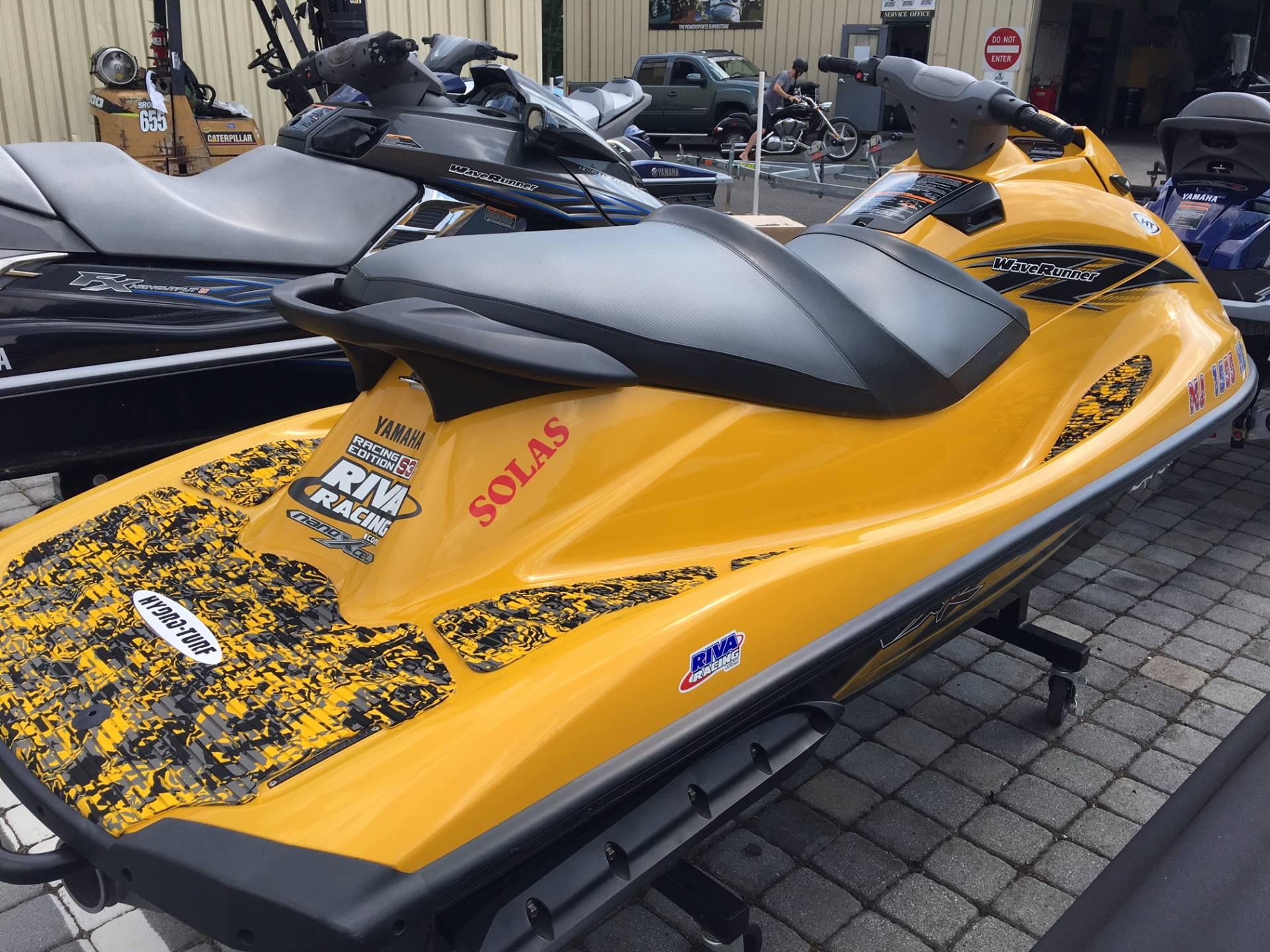 2013 Yamaha VXR 4