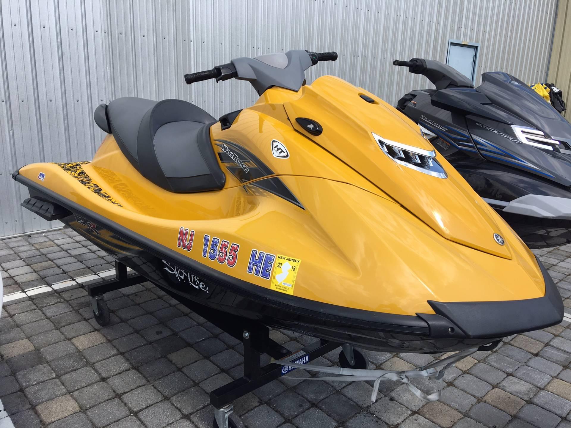 2013 Yamaha VXR 1
