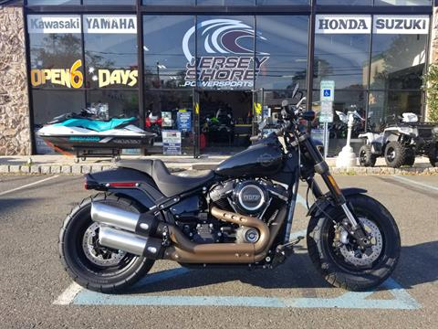 2018 Harley-Davidson Fat Bob® 107 in Middletown, New Jersey