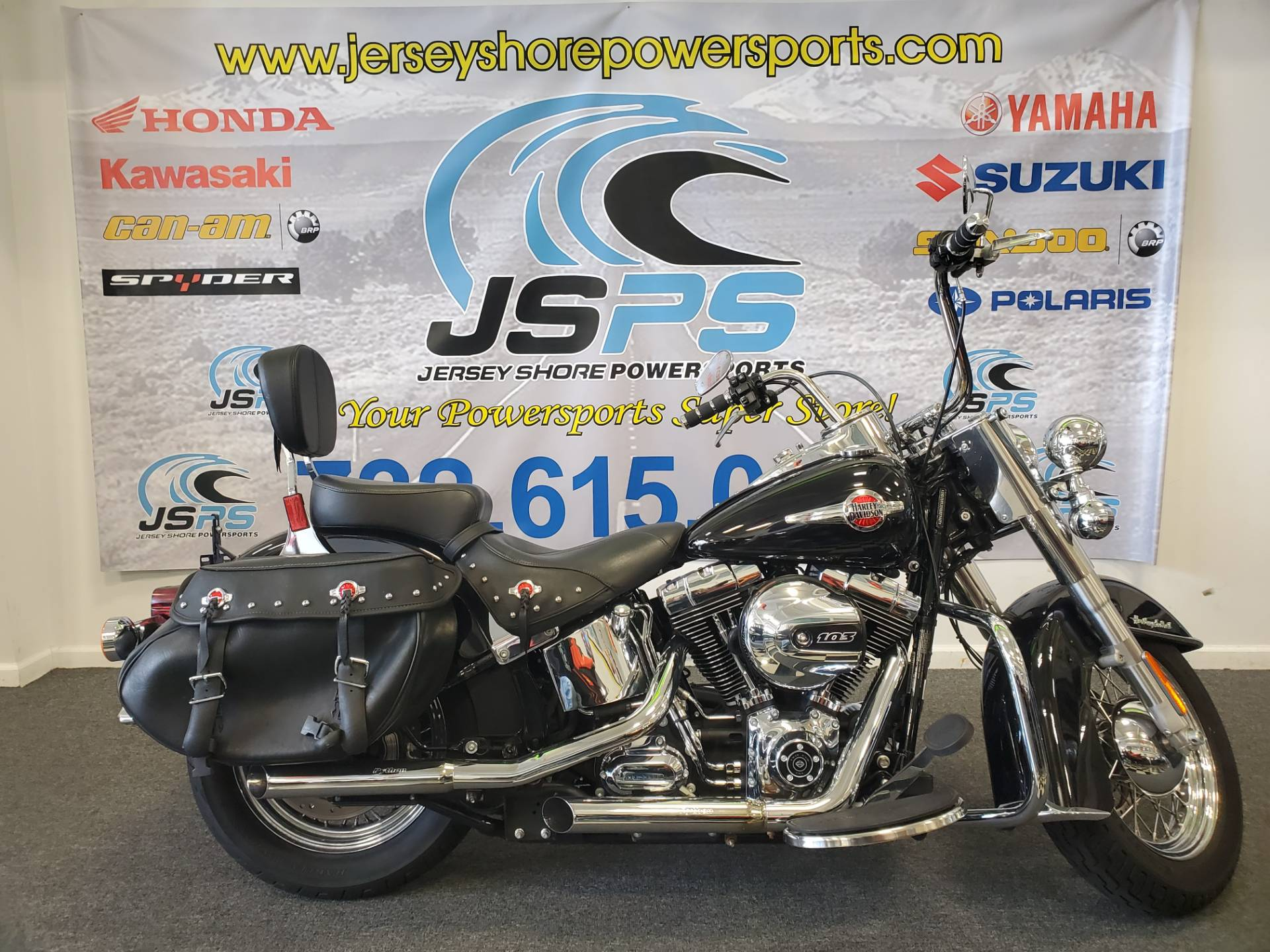 2017 Harley-Davidson Heritage Softail® Classic in Middletown, New Jersey - Photo 1
