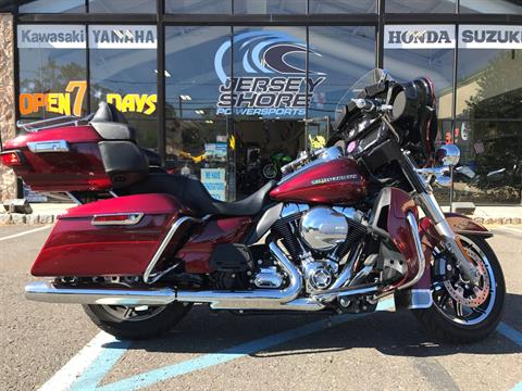 2016 Harley-Davidson Ultra Limited Low in Middletown, New Jersey