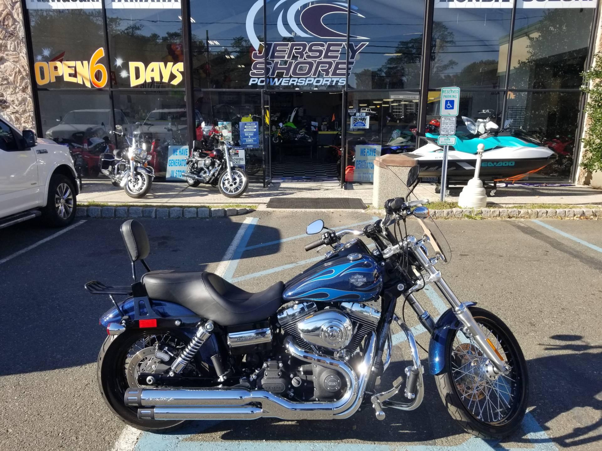 2012 Harley-Davidson Dyna Wide Glide for sale 8184