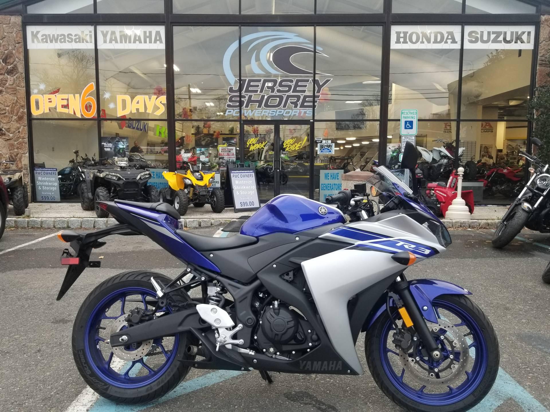 2016 Yamaha YZF-R3 for sale 15892