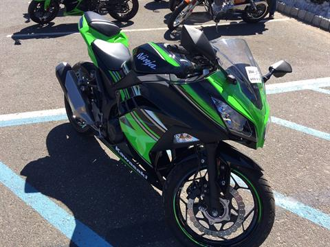 2016 Kawasaki Ninja 300 ABS KRT Edition in Middletown, New Jersey