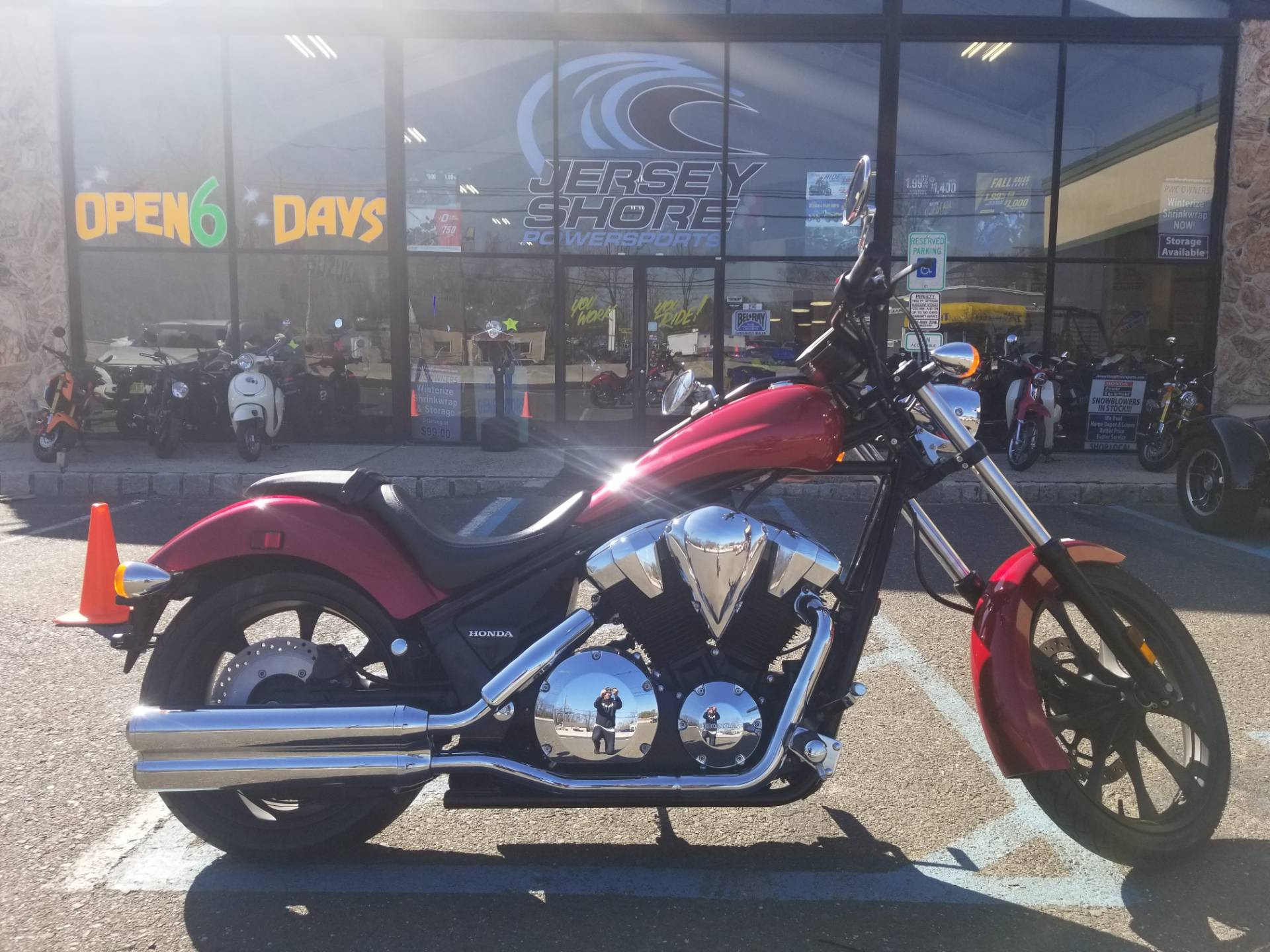 2015 Honda Fury® in Middletown, New Jersey - Photo 1