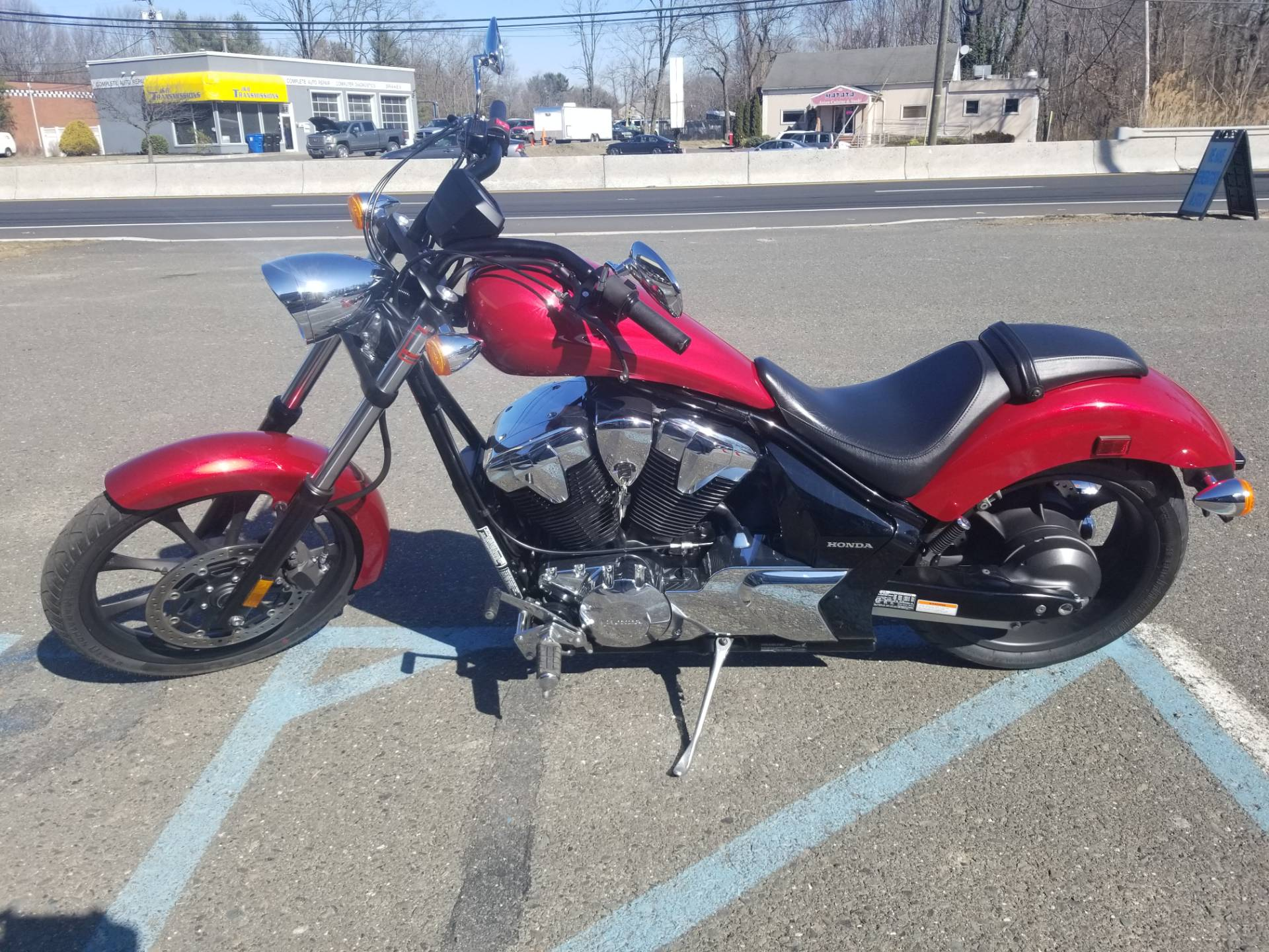 2015 Honda Fury® in Middletown, New Jersey - Photo 3