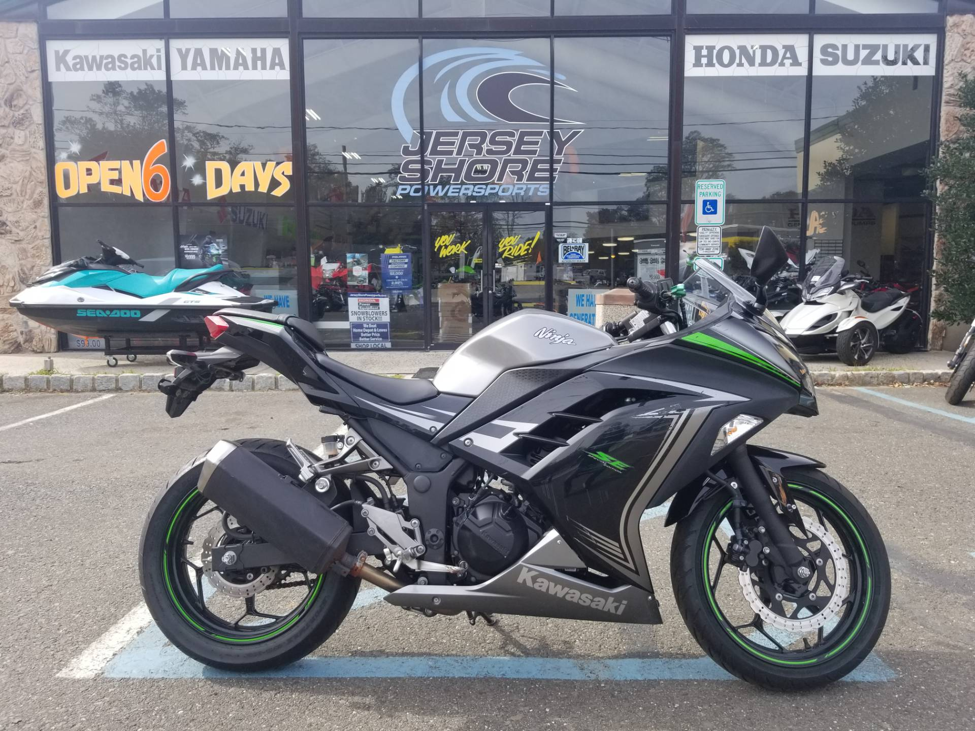 2015 Kawasaki Ninja 300 Se In Middletown New Jersey