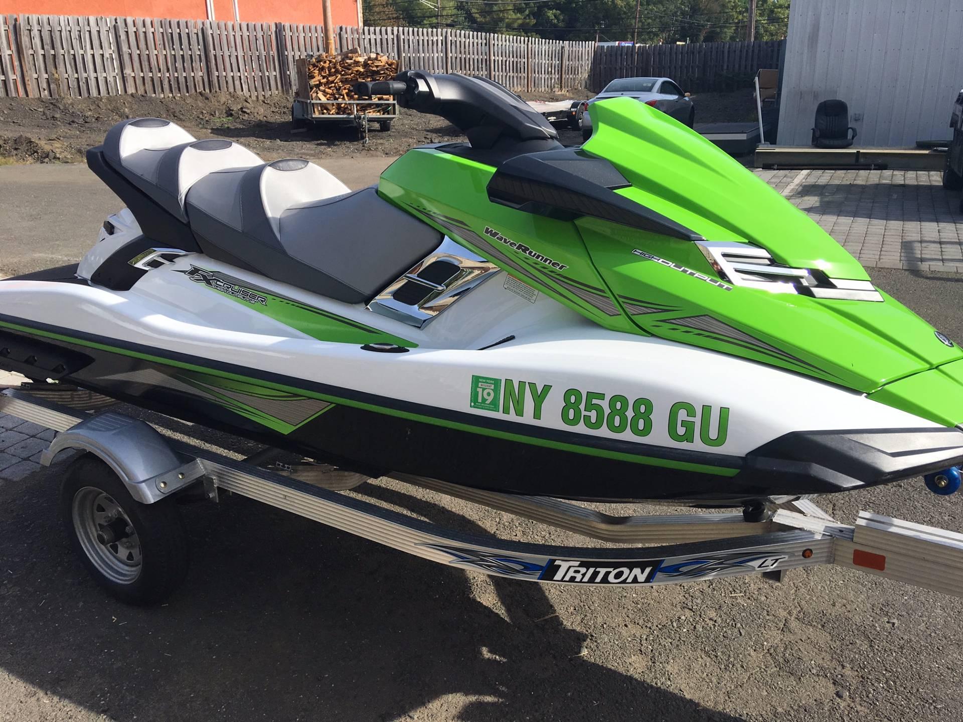 2016 Yamaha FX Cruiser HO for sale 78139