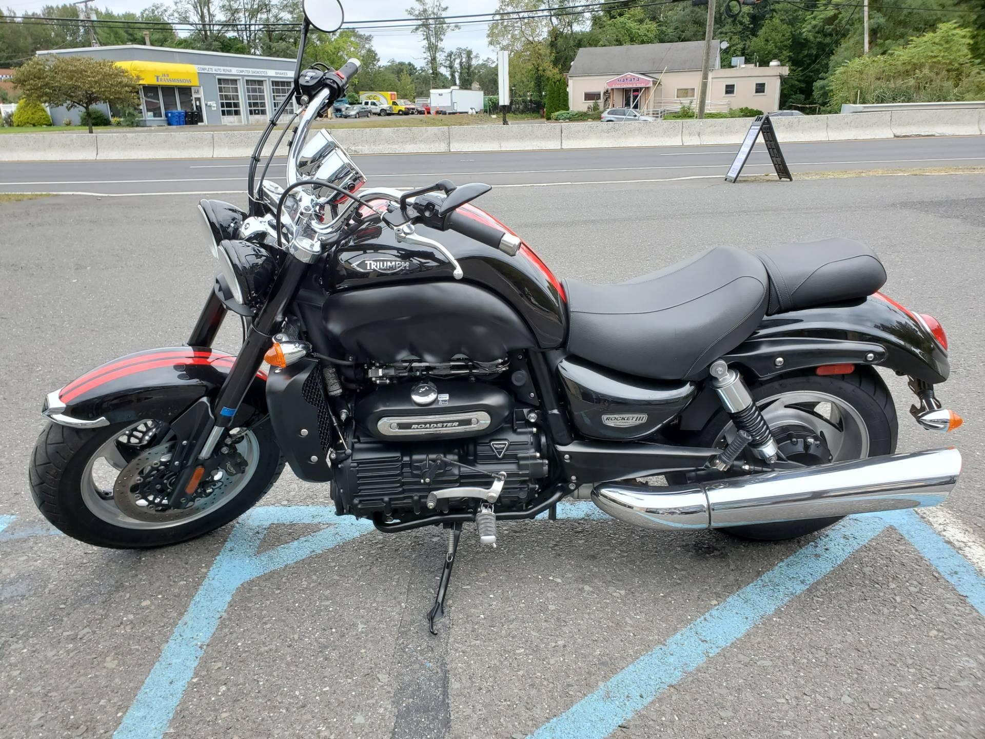 2016 Triumph Rocket III Roadster ABS in Middletown, New Jersey - Photo 3