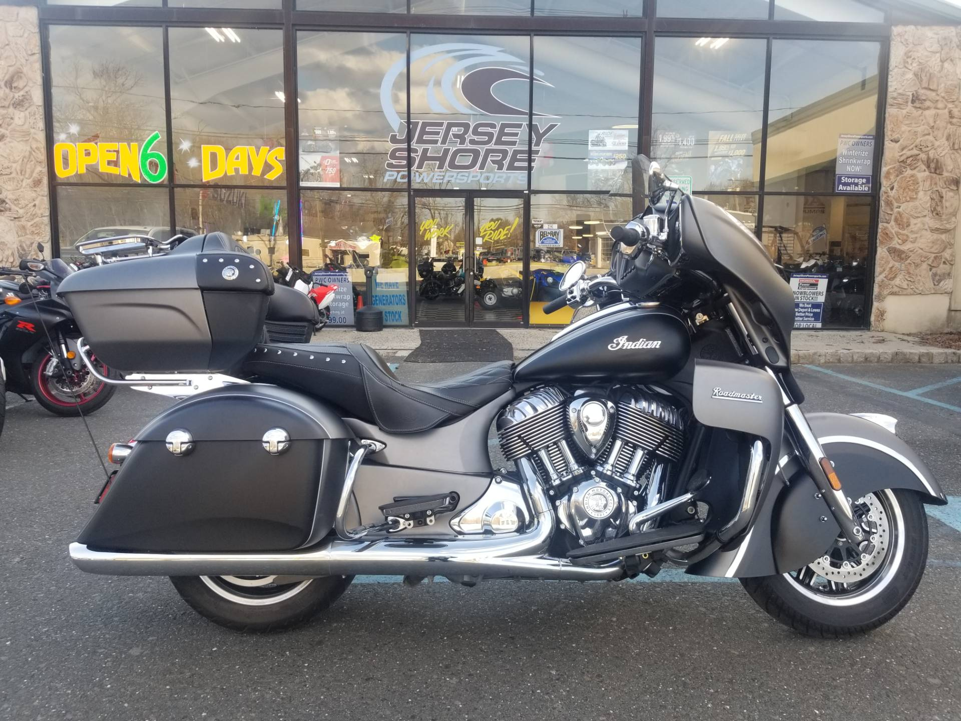2019 Indian Roadmaster® ABS in Middletown, New Jersey - Photo 1